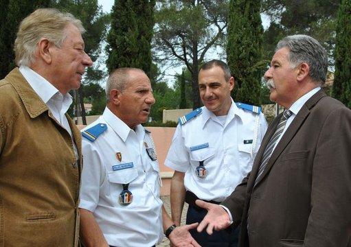 G rard tourrette un quartde si cle de police municipale - Grille indiciaire brigadier chef principal de police municipale ...