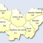 Bourgogne Franche Compté