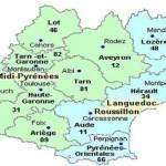 Midi Pyrénées Languedoc- Roussillon