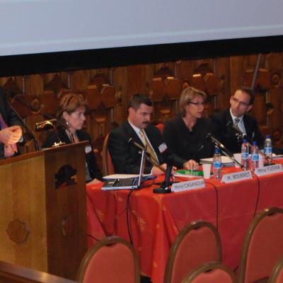 Muriel FUSINA Procureur adjoint du Tribunal de Grande Instance de Grasse